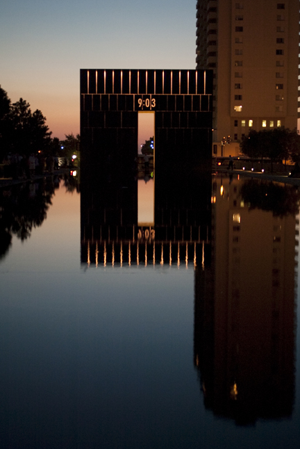 Oklahoma City Bombing 15 Yrs Later