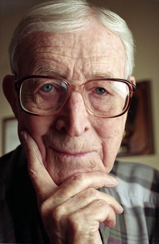 One Hour with John Wooden | Todd Bigelow Photography's Blog
